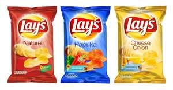 [ZIMMERMANN] KW52: Lay's Cheese & Onion / Paprika / Naturel 175g für 0,88€