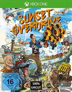 [Xbox One] Sunset Overdrive für 34,99€ @Müller (Filiale)