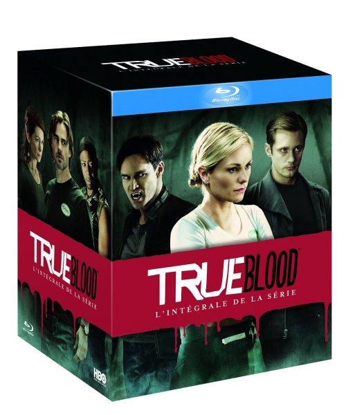 True Blood - Staffel 1-7 [Blu-Ray] nur original Ton für 90€ @Amazon.fr