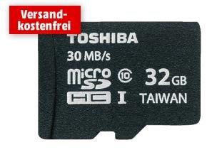 wieder verfügbar: [MediaMarkt] TOSHIBA SD-C032UHS1 versandkostenfrei
