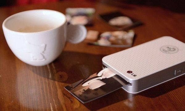 [REAL BUNDESWEIT]KW 01: LG Photo Drucker PD 233 NFC/BT für nur 79,99€ Idealo: 137,99€ (29.12.14-03.01.15)