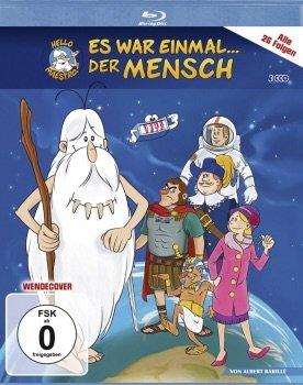 (Alphamovies.de) (BluRay) Es war einmal ... der Mensch - Komplette Serie - Remastered