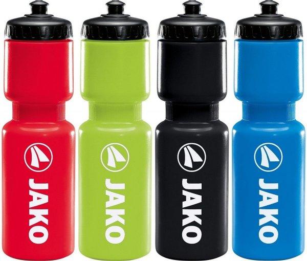 [@11teamsports] Trinkflasche von Jako für 2,22€ inkl. Versand (in Blau,Rot,Grün,Schwarz )