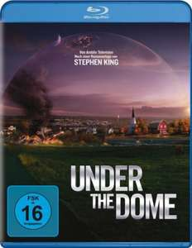 (Amazon.it) (BluRay) Under the Dome - Staffel 1