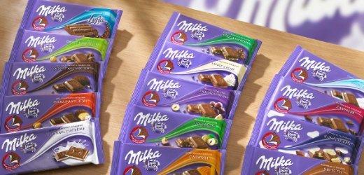 Milka Schokolade bei Penny für 0,59€