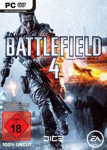 Battlefield 4 Origin-Key (PC) @ Amazon für 8,99€