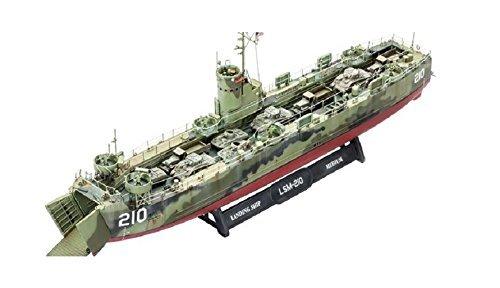 Revell Modellbau 05123 - U.S Navy Landing Ship Medium, LSM im Maßstab 1:144 für 19,49€ @amazon.de