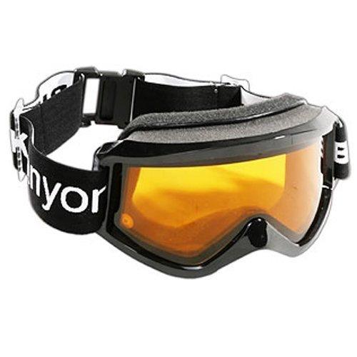 Black Canyon Skibrille mit Doppelscheibe