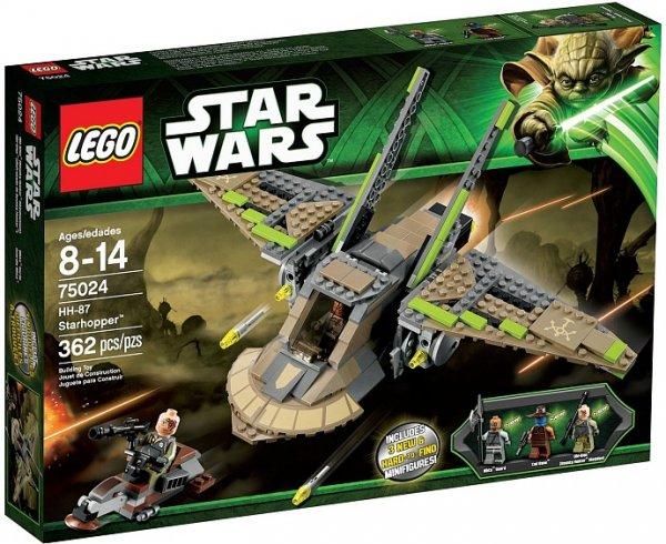 Lego Star Wars - HH-87 Starhopper (75024) für 30,00€ @ToysRUs (Online & im Markt)