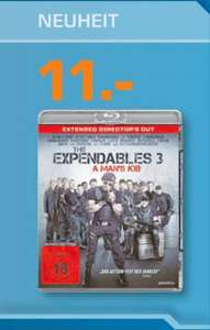 [Lokal Saturn Sankt Augustin] The Expendables 3 - Extended Directors Cut Blu-Ray