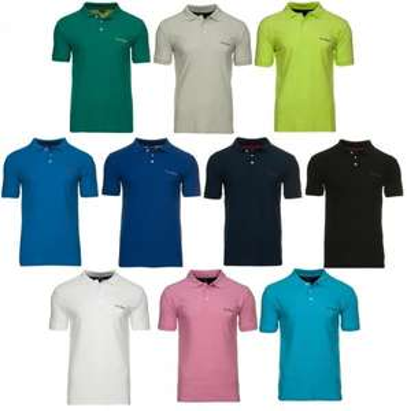 (ebay) PIERRE CARDIN Herren Polo-Hemd für 13,99€