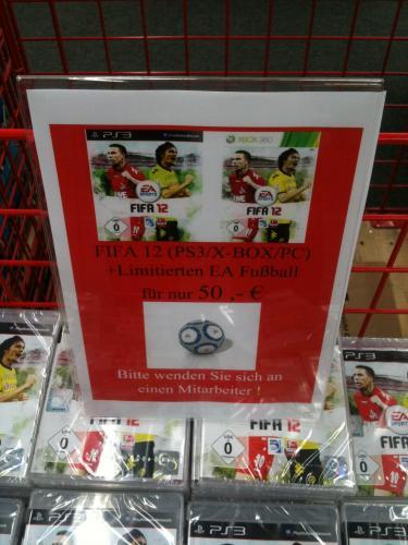 [LOKAL BERLIN] FIFA 12 PS3 / XBOX 360 / PC + Fußball