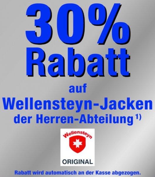 (Metro) Wellensteyn Herrenjacken 30% am 27.12.