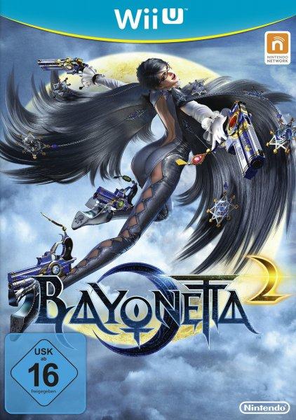 Wii U - Bayonetta 2 bei Müller 34,99€