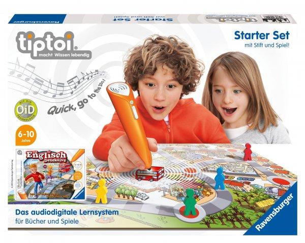 TipToi Starter-Sets für 29,75€ in der Metro (2.1. - 7.1.)