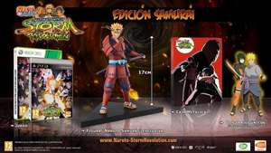 @Amazon Blitzangebote: Naruto Shippuden: Ultimate Ninja Storm Revolution Samurai Edition (PS3 & XBox 360)