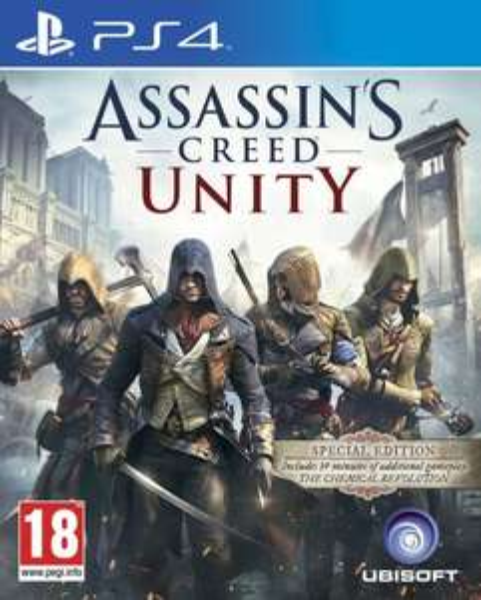 Assassin's Creed: Unity - Special Edition PS4/ Xbox/ PC bei Zavvi.de