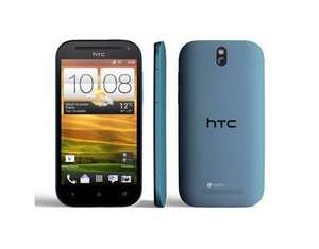 HTC One SV blau [MeinPaket] - LTE Handy, 4,3 Zoll, 5MP Kamera / Gebrauchtgerät