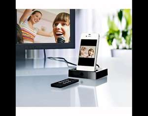 TV/Hifi-Dockingstation für iPhone/iPod 9,99 Euro inkl. Versand