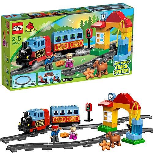 Lego Duplo 10507 Eisenbahn Starter Set, MyToys 25,94€