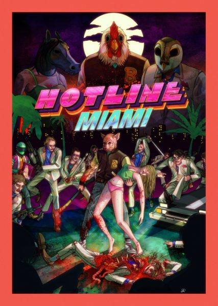 Hotline Miami @ Nuuvem