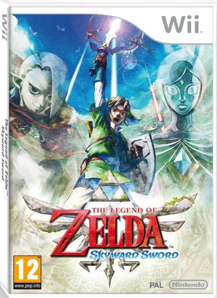 @Amazon FRA Blitzangebote: The Legend of Zelda: Skyward Sword für 15€ (über 70% GESPART!)