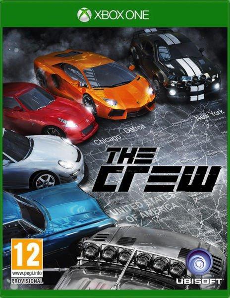 The Crew (Xbox One) für 31,75 Euro (Neukunde 28,58 Euro)