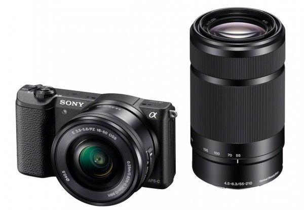 [AMAZON.FR] Sony Alpha 5100 Kit 16-50 mm/55-210 mm für EUR 535,50 (idealo.de EUR 699,50 (sofort verfügbar) bzw. EUR 655,00 (kein Liefertermin))
