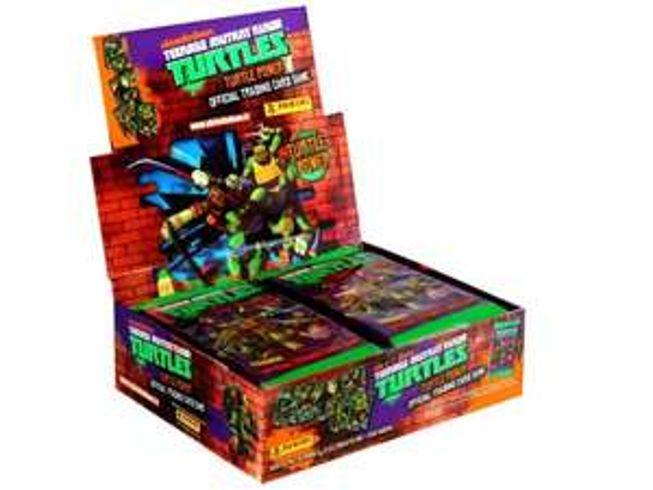 [Amazon.de] Teenage Mutant Ninja Turtles - Turtle Power - Trading Cards, 24 Booster (Display)