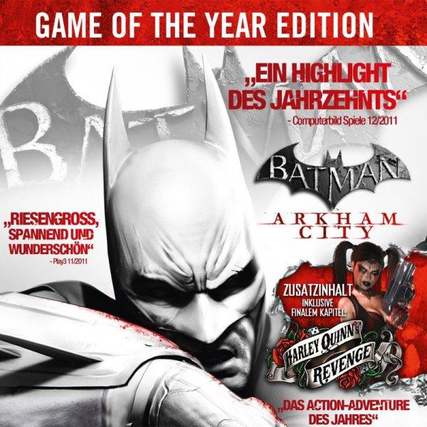Batman Arkham City (GOTY) für nur 4,99 Euro