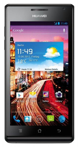 Huawei Ascend P1 für 149,- / Amzon Blitzangebote ABGELAUFEN