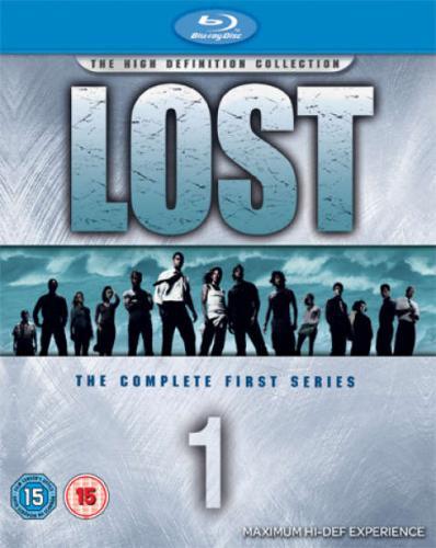 Lost Staffel 1 (Blu-ray) - 17,18 EUR inkl. Versand