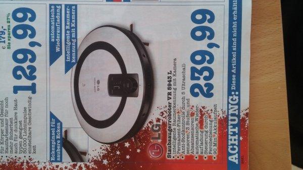 LG homebot VR 5943L