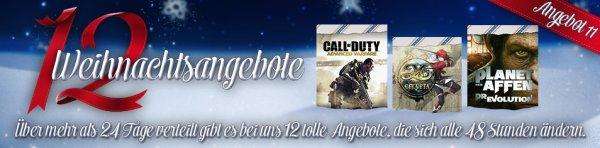 Die 12 Weihnachtsangebote - 11. Angebot im PSN-Store PS3 / PS4 CoD Advanced Warfare