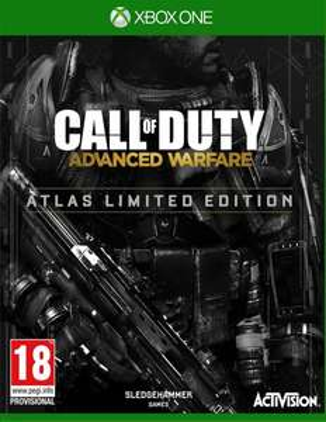Call of Duty Advanced Warfare Atlas Limited EditionCall of Duty Advanced Warfare Atlas Limited Edition Xbox One [Amazon.es]