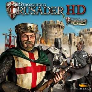 Stronghold Crusader HD @ Steam für 1,99€