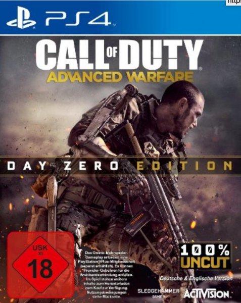 Call of Duty Adv. Warfare Blitzdeal amazon