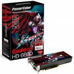 Powercolor HD6870 1024MB Dual-DVI/HD1M2I5 für 129 €+Versand
