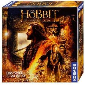 [lokal MM Heilbronn] Kosmos Der Hobbit - Smaugs Einöde als Brettspiel für 9€ statt 21,24€ und andere Brettspiele für 9€