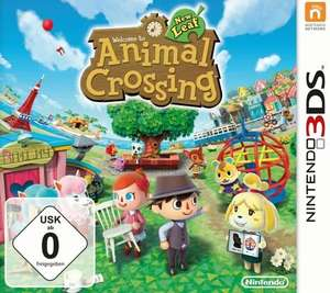 Bücher.de - Animal Crossing New Leaf (3DS) 29.99€