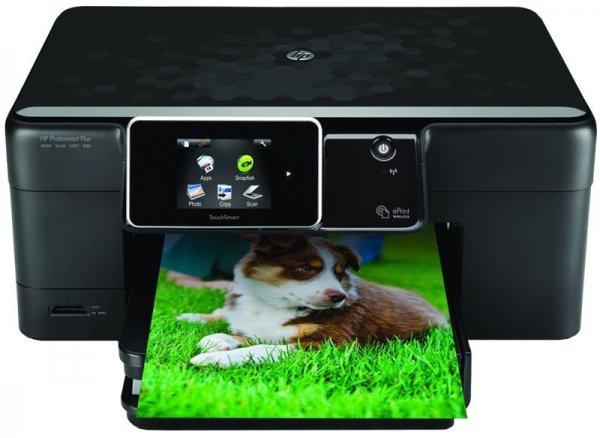 HP PHOTOSMART PLUS B210A - All in One, Drucker, Scanner, Kopierer, WLAN, Web (Ebay WOW)