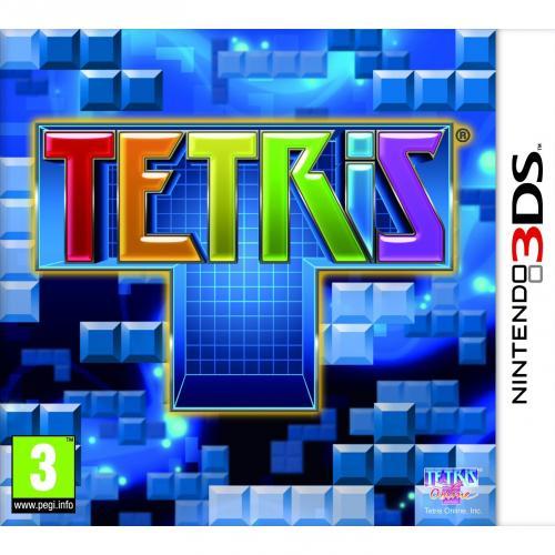 Tetris 3D [Nintendo 3DS]  für 22,49€ (Pre-Order) @ play.com
