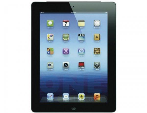 iPad 4 WiFi und Cellular 128GB schwarz - Top Preis