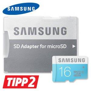 [REAL BUNDESWEIT] Samsung microSDHC 16GB Class 6