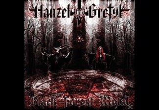 Hanzel Und Gretyl Black Forest Metal Heavy Metal Vinyl für 1,99€ bei Saturn