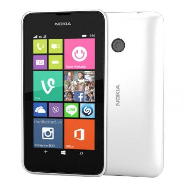 [eBay] Lumia 530 Dual-Sim white für 69€ inkl. VSK - Windows Phone 8.1 - inkl. Navi-Software