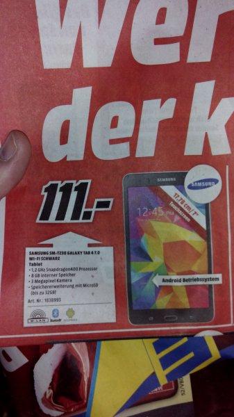 MediaMarkt Porta Westfalica - Galaxy Tab 4 7.0 WiFi schwarz