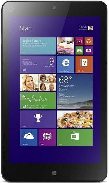 Lenovo ThinkPad Tablet 8 64 GB LTE u. Full-HD Display für 269 €