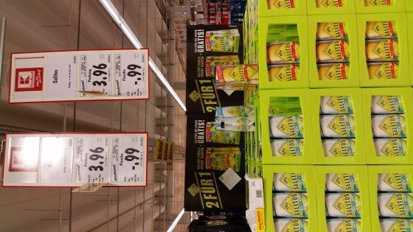 Kaufland-Hanau : 4er Salitos Tequila + 4er Salitos Ice gratis