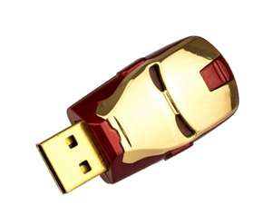 Iron Man USB 2.0 Stick 16 GB für  6,93€